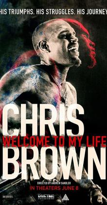 Chris Brown Welcome to My Life (2017)
