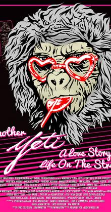 Another Yeti a Love Story Life on the Streets (2016)