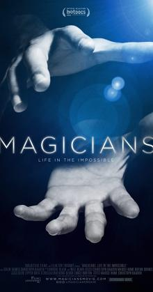 Magicians Life in the Impossible (2016)
