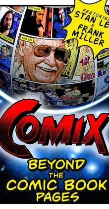 COMIX Beyond the Comic Book Pages (2016)