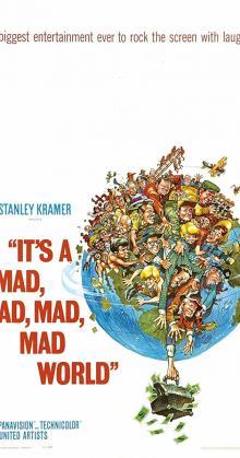 Its a Mad Mad Mad Mad World (1963)