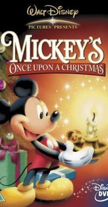 Mickeys Once Upon A Christmas (1999)