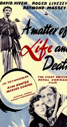 Stairway to Heaven A Matter of Life and Death (1946)
