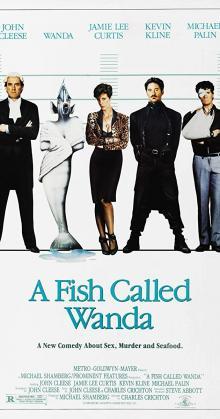 A Fish Called Wanda (1989)