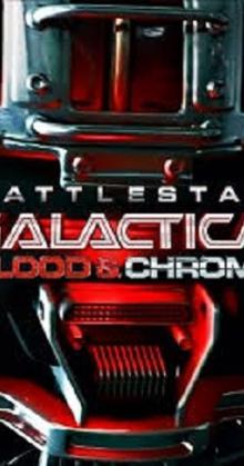 Battlestar Galactica Blood and Chrome (2012)
