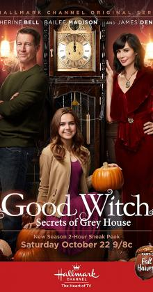 Good Witch Secrets of Grey House (2016)