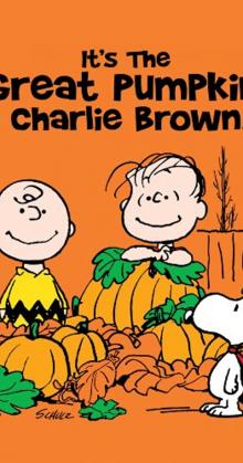 Its the Great Pumpkin Charlie Brown (1966)