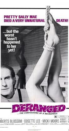 Deranged Confessions of a Necrophile (1974)