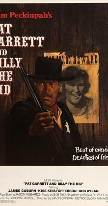 Pat Garrett Billy the Kid (1973)