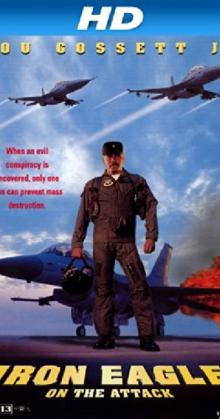 Iron Eagle 4 On the Attack (1995)