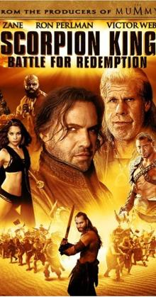 The Scorpion King 3 Battle For Redemption (2011)