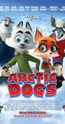 Arctic Dogs Arctic Justice (2019)