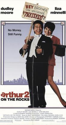 Arthur 2 On the Rocks (1988)