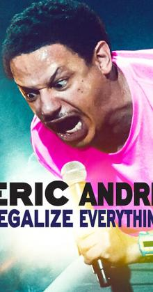 Eric Andre Legalize Everything (2020)