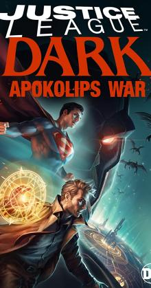 Justice League Dark Apokolips War (2020)