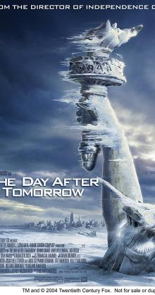 The Day After Tomarrow (2004)