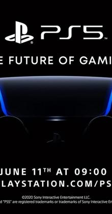 PS5 The Future of Gaming (2020)