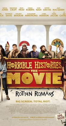 Horrible Histories The Movie Rotten Romans (2019)