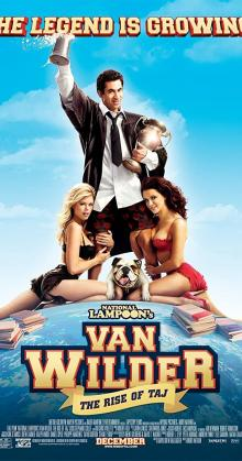 Van Wilder 2 The Rise of Taj (2006)