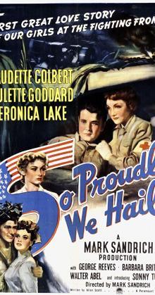 So Proudly We Hail (1943)