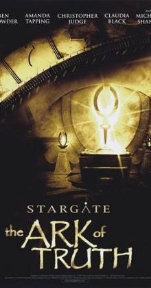 Stargate The Ark of Truth (2008)