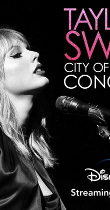 Taylor Swift City of Lover Concert (2020)