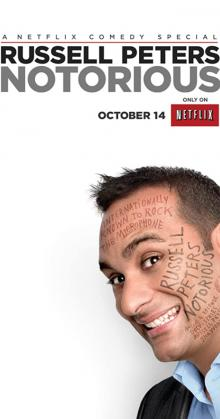 Russell Peters Notorious (2013)