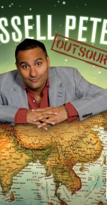 Russell Peters Outsourced (2006)