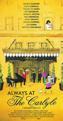 Always at The Carlyle (2018)