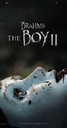 Brahms The Boy II (2020)