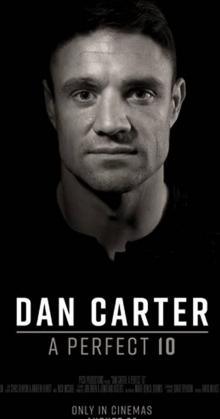 Dan Carter A Perfect 10 (2019)