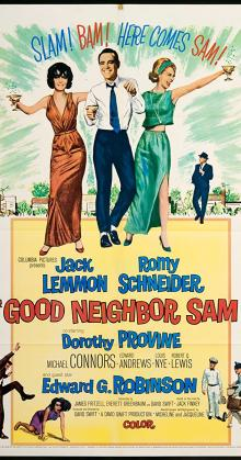Good Neighbor Sam (1964)