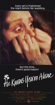 He Knows You re Alone (1980)
