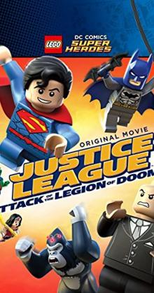 Lego DC Super Heroes Justice League Attack of the Legion of Doom (2015)