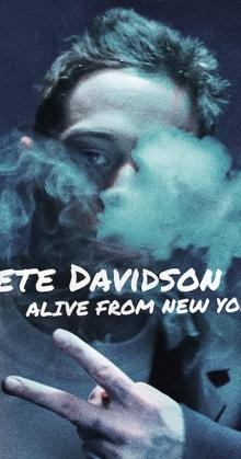 Pete Davidson Alive from New York (2020)