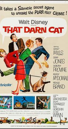 That Darn Cat (1965)