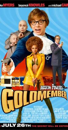Austin Powers Goldmember (2002)