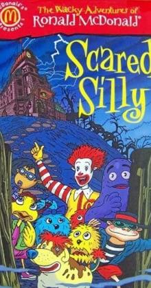 The Wacky Adventures of Ronald McDonald Scared Silly (1998)