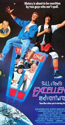 Bill Teds Excellent Adventure (1989)