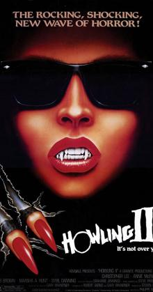 Howling II Your Sister Is a Werewolf (1985)