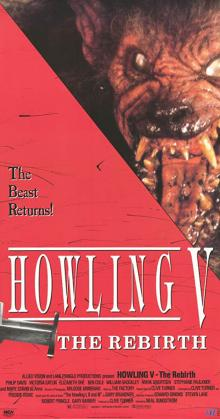 Howling V The Rebirth (1989)