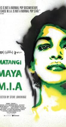 Matangi Maya M I A (2018)