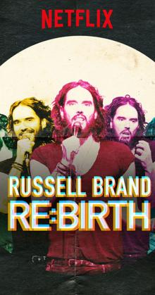Russell Brand Re Birth (2018)