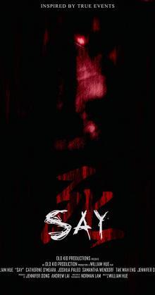 Say (2018)