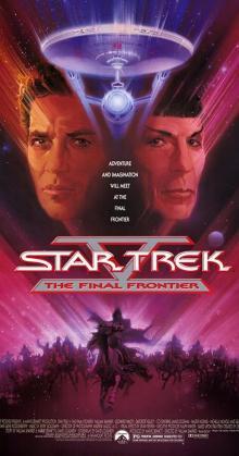 Star Trek 5 The Final Frontier (1989)