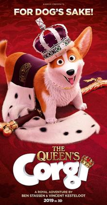 The Queen s Corgi (2019)