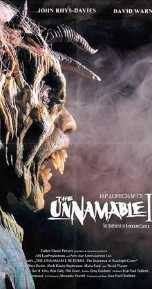 The Unnamable II The Statement of Randolph Carter (1992)