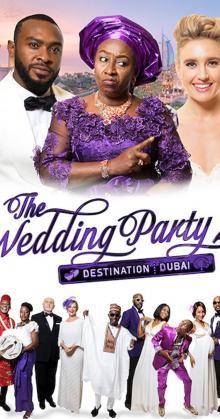 The Wedding Party 2 Destination Dubai (2017)
