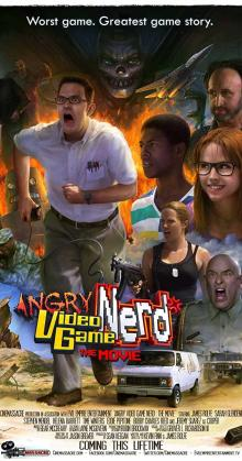 Angry Video Game Nerd The Movie (2014)