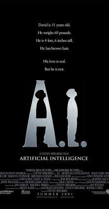 Artificial Intelligence AI (2001)
